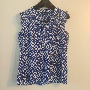 3 for $25. Gap sleeveless blouse. Large